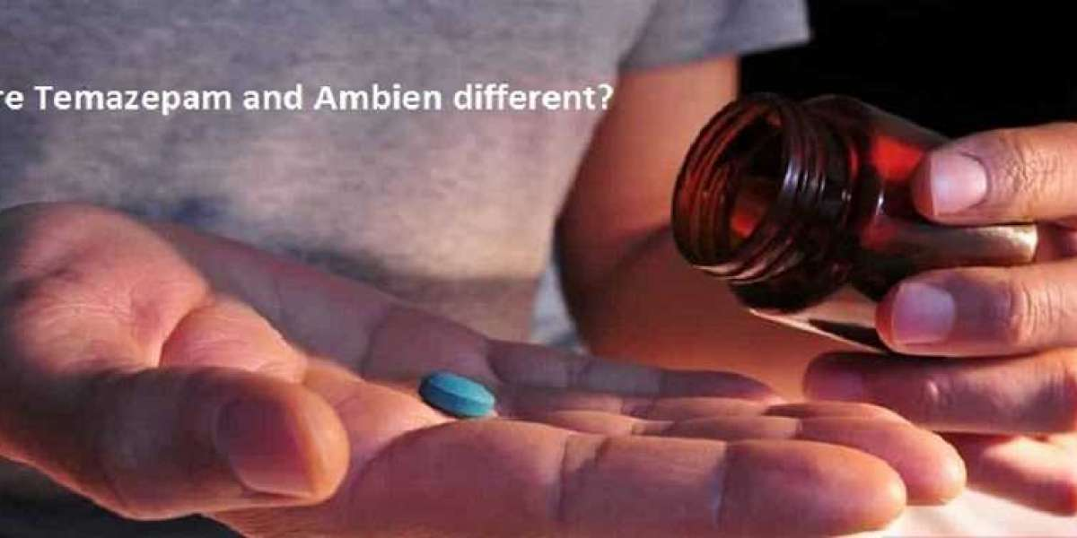 Major Difference Between Temazepam and Ambien Sleeping Pills