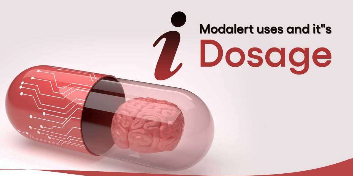 Improve Mental Alertness and Memory With Smart Pill Modalert
