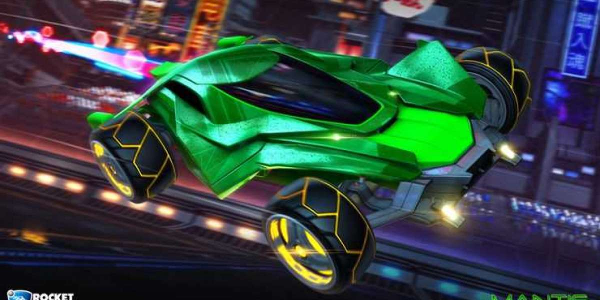 Rocket League become already one of the most famous esports