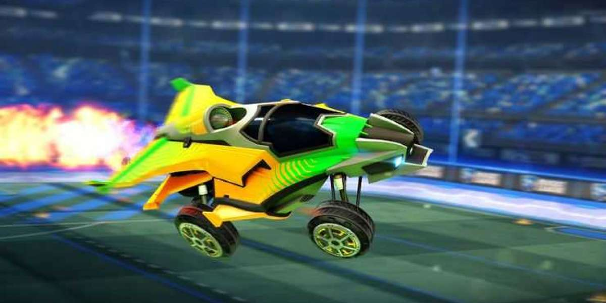 We are working on a large update to Rocket League later this summer season