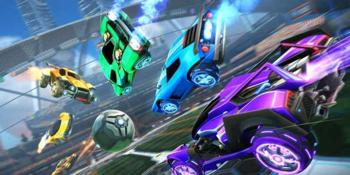 We are running on a massive update to Rocket League later