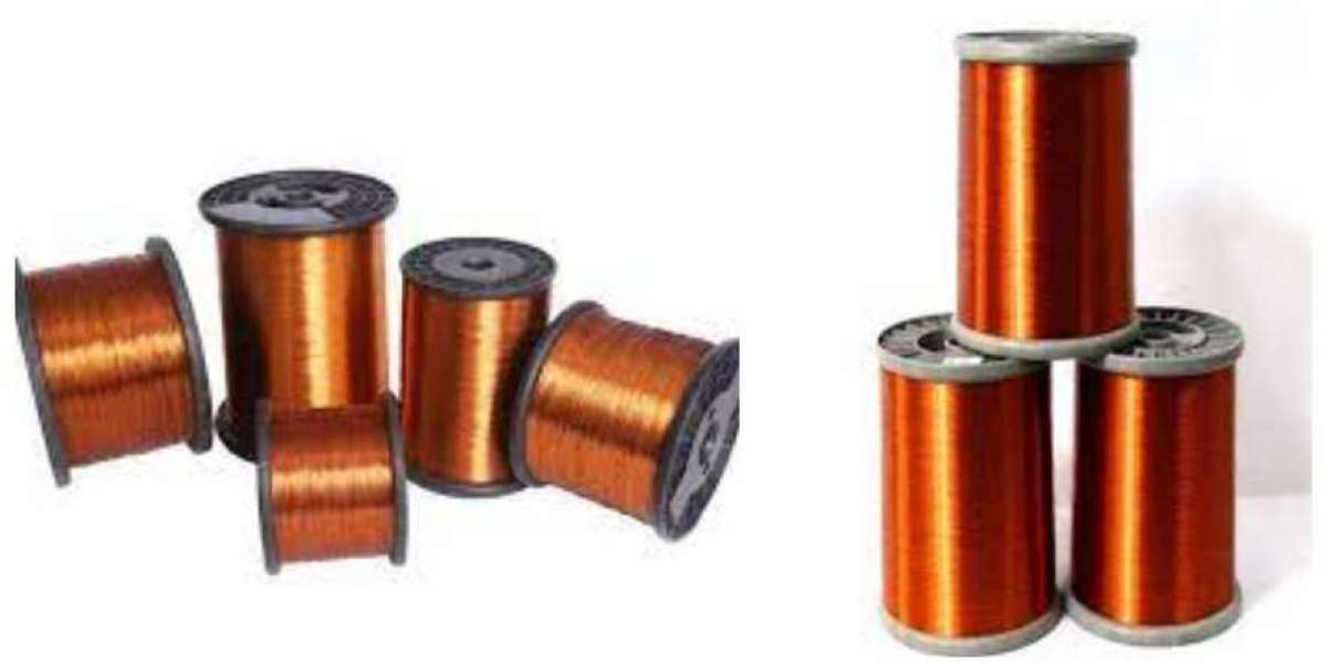 Advantages of Enameled Copper Magnet Wire