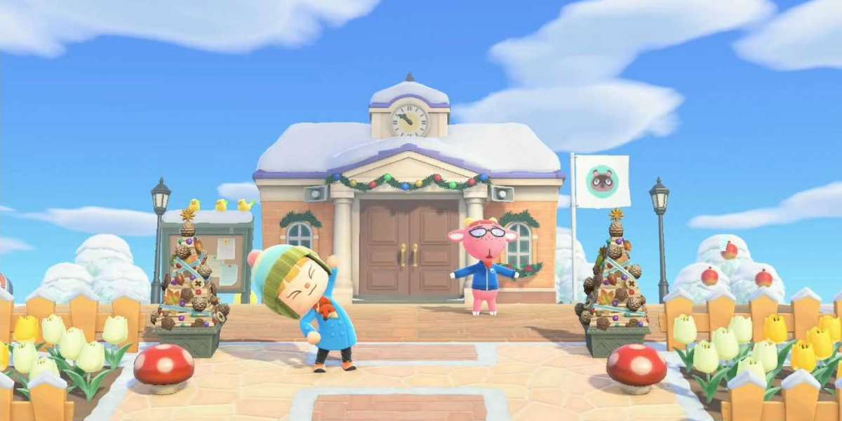 Animal Crossing: New Horizons' first summer content material replace is now live