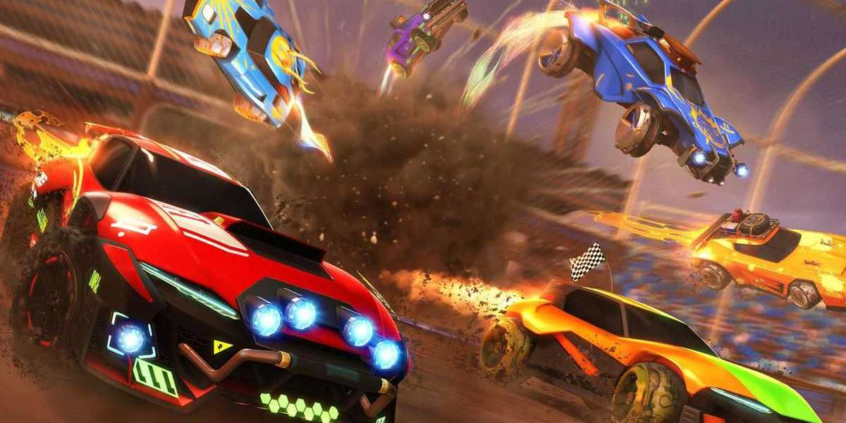 The Rocket League Season 3 replace goes live on April 6 through the PS4