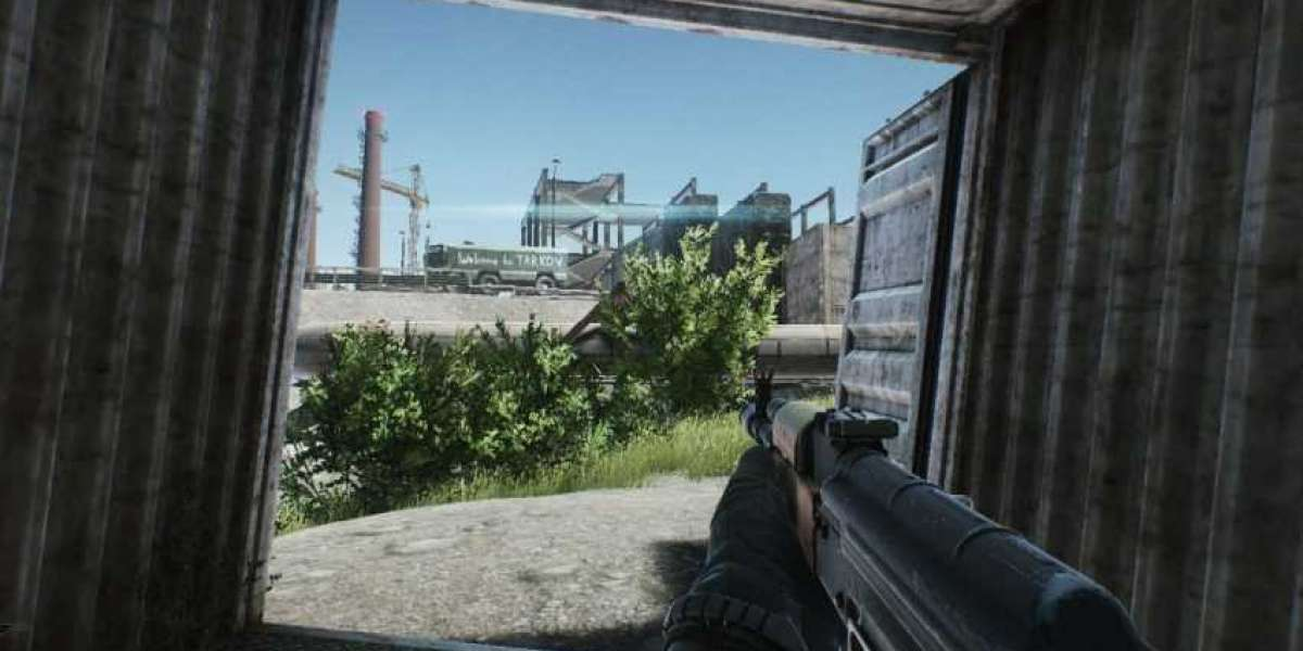Anesthesia is a new quest in Escape From Tarkov