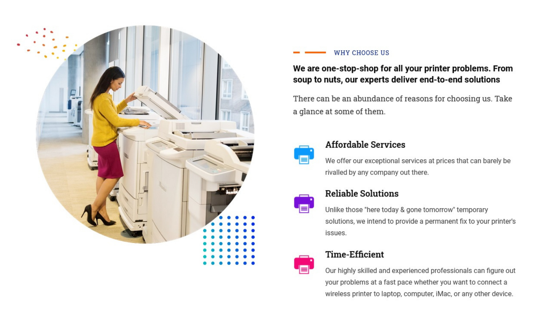 The Most Efficacious Way To Troubleshoot Your Printer's Problems – Printer IT Help