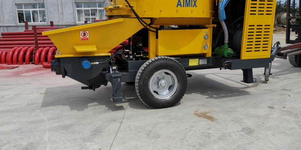 Concrete Pump Types and costs: The Comprehensive Guide