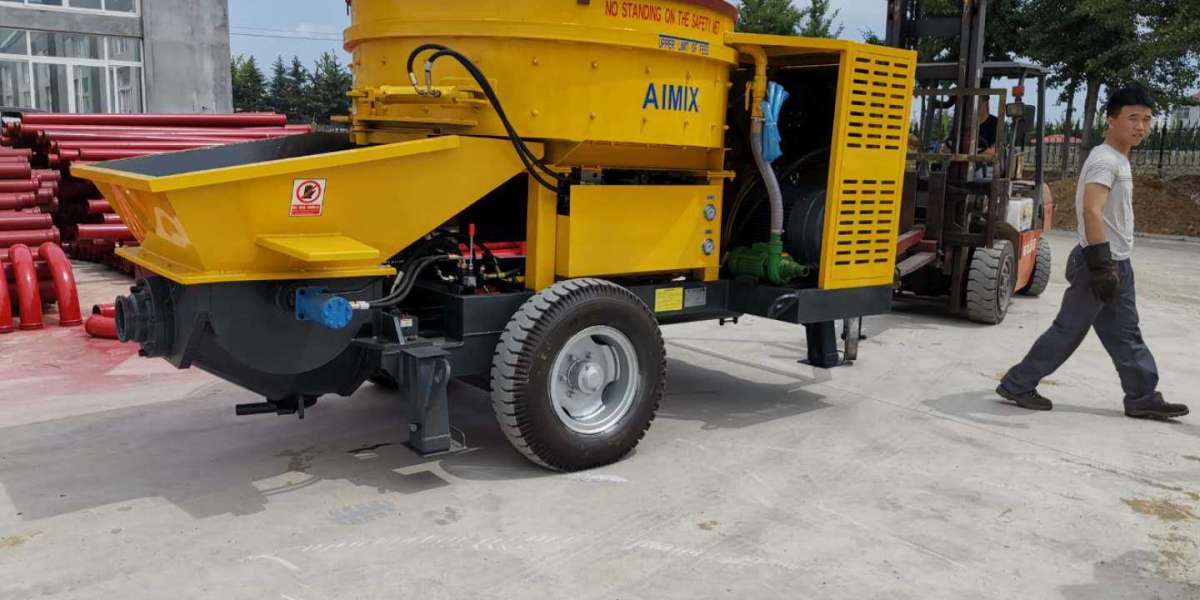 The Discounts On Available Concrete Pumping Machine Parts