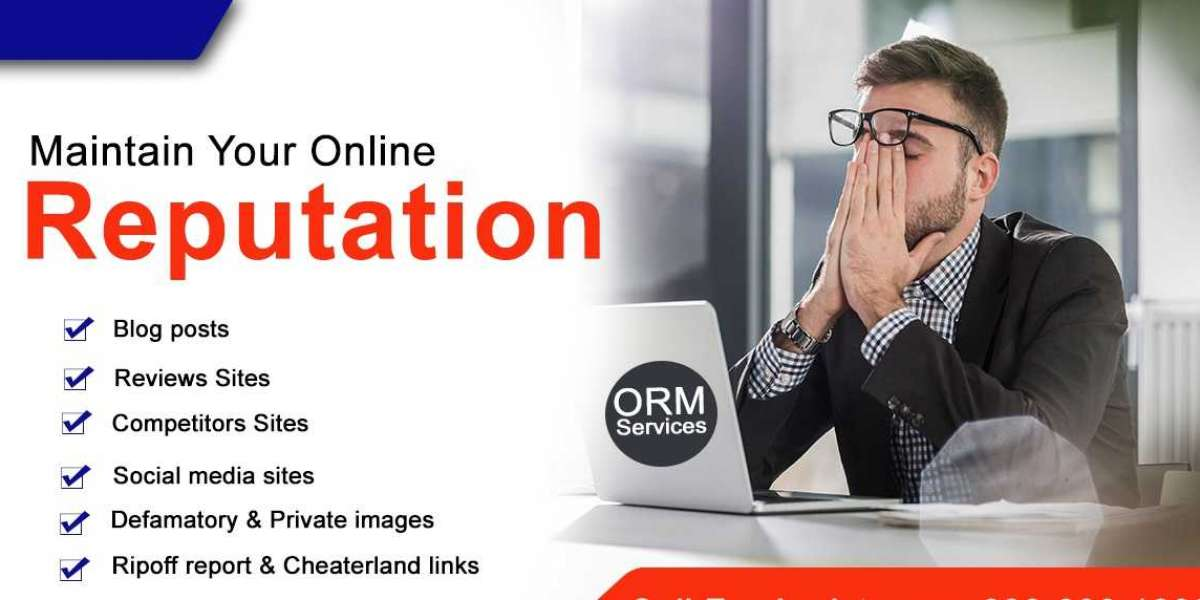 Hire ORM Company India for Small Businesses