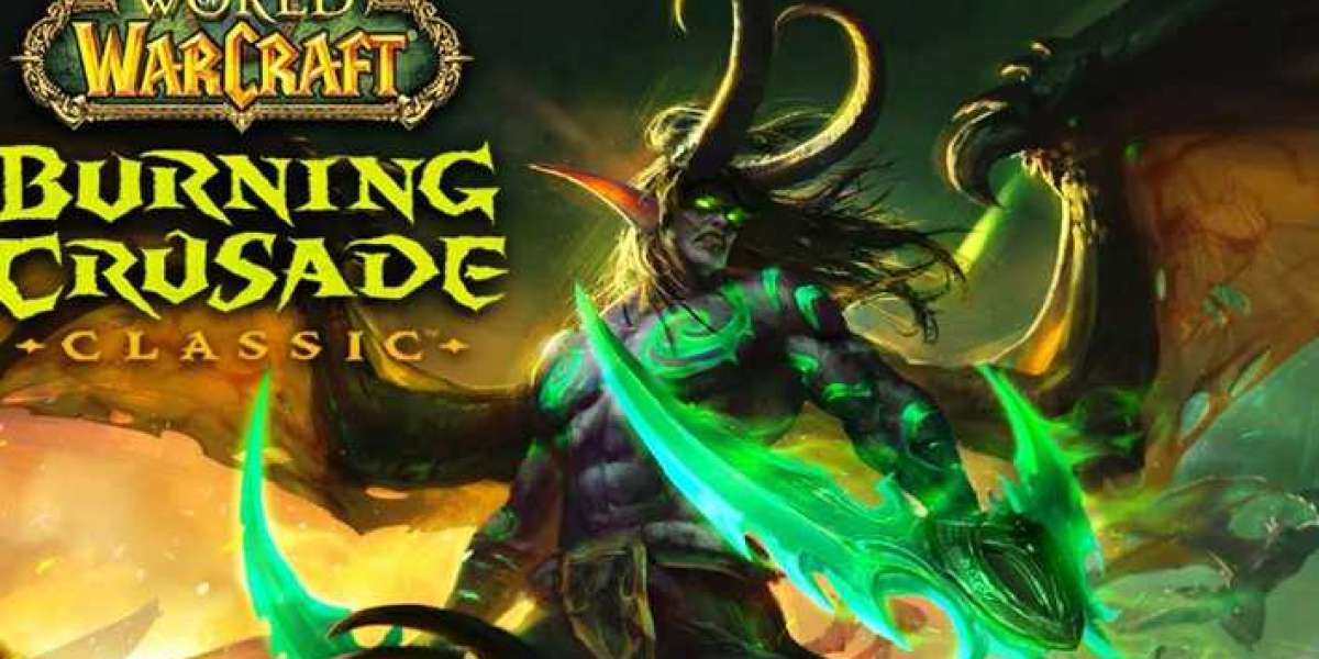 World of Warcraft TBC Classic releases the time of the Viper Temple cave