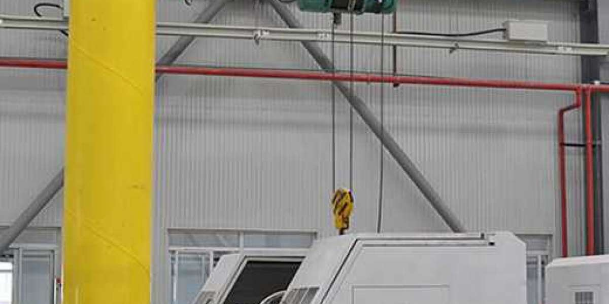 What A Five Ton Jib Crane Is Capable Of Doing For You