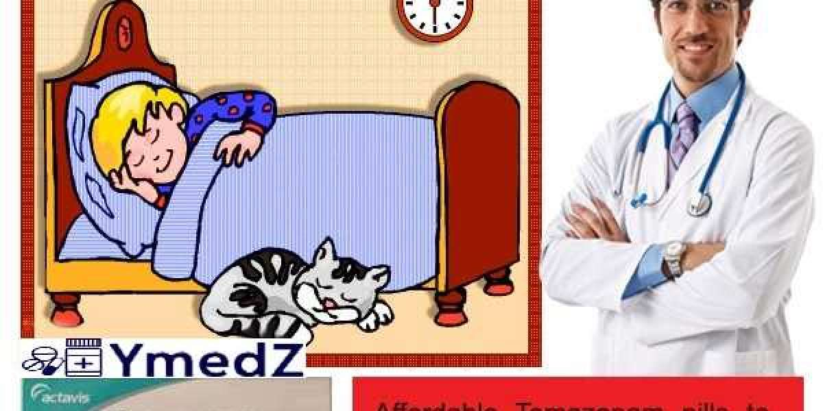 Buy Temazepam 20 MG Tablets for Treat Insomnia and Sleep Deprivation