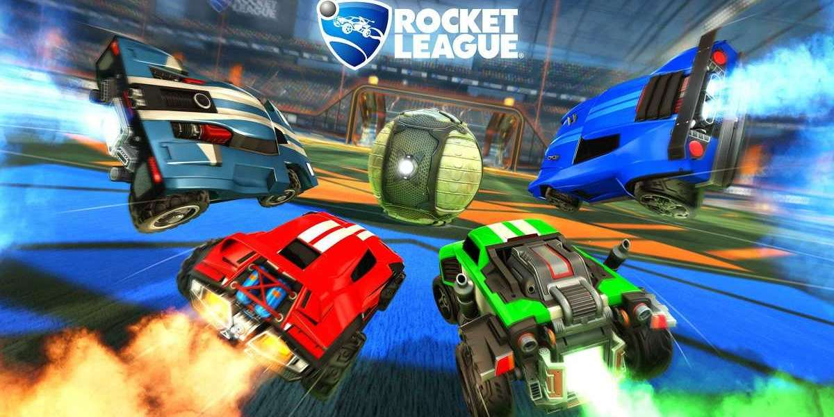 Rocket League might also have released back in 2015