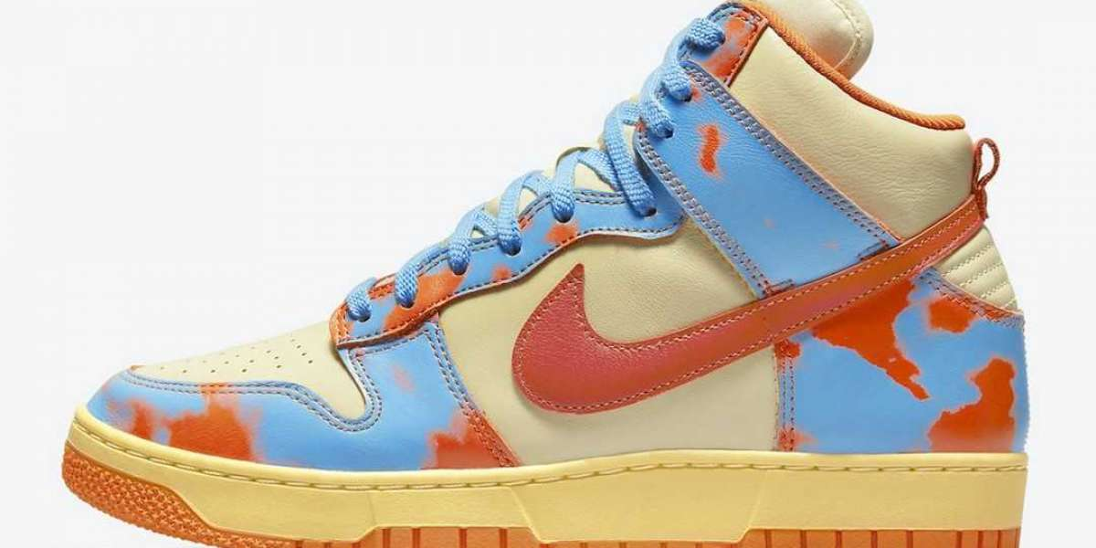 Pickling to make the old style! New color Dunk High cheap sale!