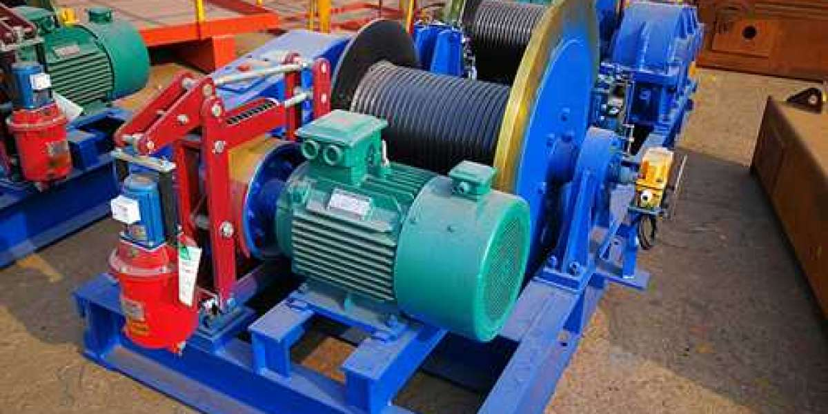 Why Our 4 Tons Winches Are Of Top Quality