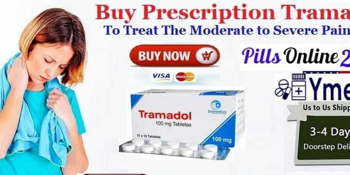 Overcome Acute Back Pain With Buy Tramadol 100MG Tablets UK
